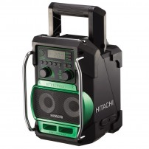Hitachi UR18DSL 9.6-18v Cordless Site Radio