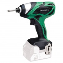 Hitachi WH18DSAL 18v Cordless Impact Driver Body Only