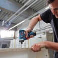 Bosch GSR 10.8 V-EC HX Brushless Hex Drill/Driver inc 2x 2.0Ah Batts