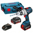 Bosch GSB 18 VE-2-LI RS Combi Drill inc 2x 4Ah Batts in L-Boxx