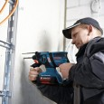 Bosch GBH 36 V-EC CP 36v Compact Brushless SDS+ Plus Rotary Hammer Drill inc 2x 2.0Ah Batts + Accessories