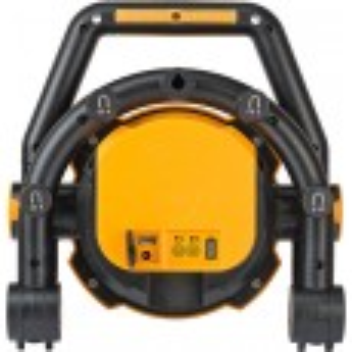Brennenstuhl 1171423 Li-Ion Rechargeable Mobile Akku Chip LED Job Site Light 20W 1800LM