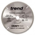 Trend CSB/CC305108 Craft Saw Blade Crosscut 305mm x 108 Teeth x 30mm