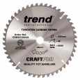 Trend CSB/CC30548 CraftPro Saw Blade Crosscut 305mm x 48 Teeth x 30mm