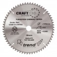 Trend CSB/CC30564 CraftPro Saw Blade Crosscut 305mm x 64 Teeth x 30mm