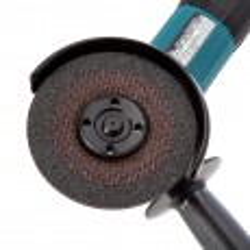 Makita GA4530R 115mm Slim Angle Grinder 720W with Anti-Restart