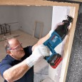 Bosch GSA 18 V-LI 18v Professional Reciprocating Saw inc 2x 3.0Ah Batts