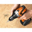 Fein ABS18 18v 2-Speed Compact Drill Driver inc 2x 4Ah Batts
