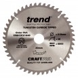 Trend CSB/CC21648 CraftPro Saw Blade Crosscut 216mm x 48 Teeth x 30mm