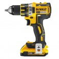 Dewalt DCD790D2 Brushless 18v XR Drill Driver Inc 2 x 2Ah Batts
