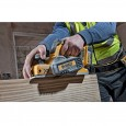 DeWalt DCP580P2 Brushless XR 18v 82mm Cordless Planer inc 2x 5Ah Batts & DWV9390-XJ Dust Bag