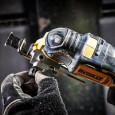 DeWalt DCS355M1 18V Li-ion XR Brushless Oscillating Multi-Tool 1x 4.0Ah Batt