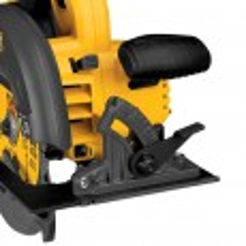 DeWalt DCS575T2-GB 54v XR FLEXVOLT Cordless Brushless 190mm Circular Saw inc 2x DCB546 Batts