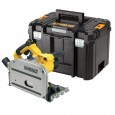 DeWalt DWS520KTL Plunge Saw in TSTAK Carry Case + 2x Guide Rails inc Rail Bag