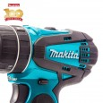 Makita DHP456SP1R 18v Metallic Blue 2-Speed Combi Drill inc 1x 4Ah Batt in Black MakPac Carry Case