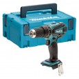 Makita DHP456ZJ 18V Li-ion Combi Drill 2 Speed Body Only in Makpac Type 2 Case