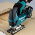 Makita DJV180RMJ 18v LXT Jigsaw inc 2x 4.0Ah Batts