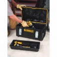 DeWalt 1-70-322 DS300 TOUGHSYSTEM Tool Box inc Tote Tray