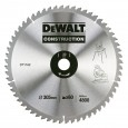 DeWalt DT1162-QZ Circular Saw Blade Construction 305mm x 30mm x 60 Teeth
