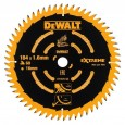 DeWalt DT1670-QZ Fine Saw Blade for Cordless Mitre Saws 184mm x 16mm x 60 Teeth