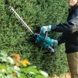 Makita DUH551Z Twin 18v LXT Cordless 550mm Hedge Trimmer Body Only