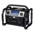 Panasonic EY37A2B 14.4v 18v Bluetooth Portable Jobsite AM/FM Radio Speaker System
