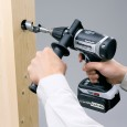 Panasonic EY7450LR2S31 18v Drill Driver inc 2x 3.3Ah Li-Ion Batts