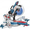 "Bosch GCM 12 SDE 12"" Double Bevel Sliding Mitre Saw 240v 0601B23170"