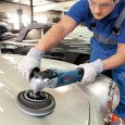 Bosch GPO 14 CE Professional Heavy Duty Polisher