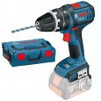 Bosch GSB 18 V-LI Combi Drill Dynamic Series Body Only in L-Boxx