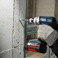 Bosch GSB 36 VE-2-LI 36v Combi Drill Body Only in L-Boxx