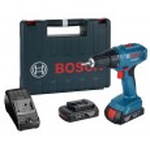 Bosch GSR 1800-Li 18v Drill Driver 2x 1.5Ah Batts 06019A8373