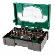 Hitachi 40030019 Ratchet Stackable Bit Box 32 Pieces