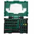 Hitachi 40030021 Impact Stackable Bit Box 23 Pieces