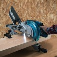 Makita LS0815FL Slide Compound Mitre Saw 216mm with Laser Guide