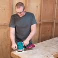 "Makita BO6030 152mm (6"") Random Orbit Sander"