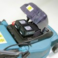 Makita DLM380PF4 Twin 18v LXT Cordless 36v Lawn Mower 380mm inc 4x 3.0Ah Batts