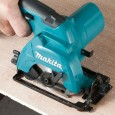 Makita HS301DWAE 10.8v CXT Slide 85mm Circular Saw inc 2x 2.0Ah Batts