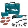 Makita TM3000CX4 320W Multi Cutter inc 57 Accessories