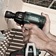 "Metabo SSW 18 LTX 400 BL Brushless 1/2"" Impact Wrench HT Body Only in MetaLoc Case"