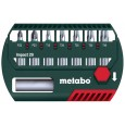 Metabo 8 Piece 29mm Pozi & Torx Impact Bit Box Set