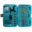 Makita P-90233 75-Piece Drilling, Driving and Accessory Bit Set