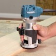 "Makita RT0700CX4 1/4"" Router / Laminate Trimmer with Trimmer Guide"