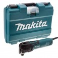 Makita TM3010CK 320w Oscillating Multi Tool Quick Release 110v