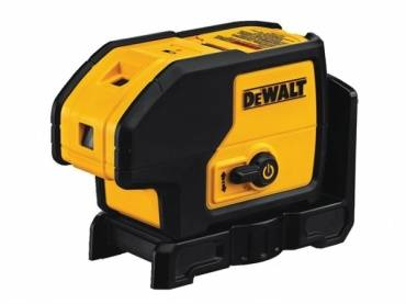 DeWalt DW083K-XJ 3 Beam Self Levelling Laser Pointer