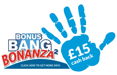 Bosch Bonus Bang Bonanza 2 - £15