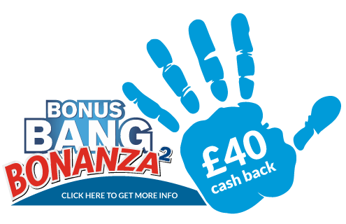 Bosch Bonus Bang Bonanza 2 - £40