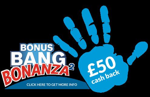 Bosch Bonus Bang Bonanza 2 - £50
