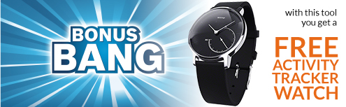 Bosch Withings Watch Offer